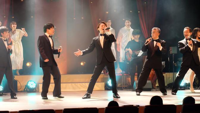 クリスマスコンサート2019舞台写真②