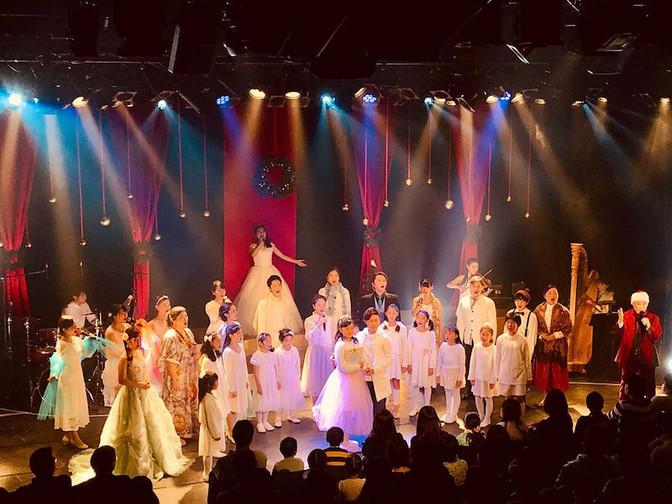 クリスマスコンサート2018 千穐楽!