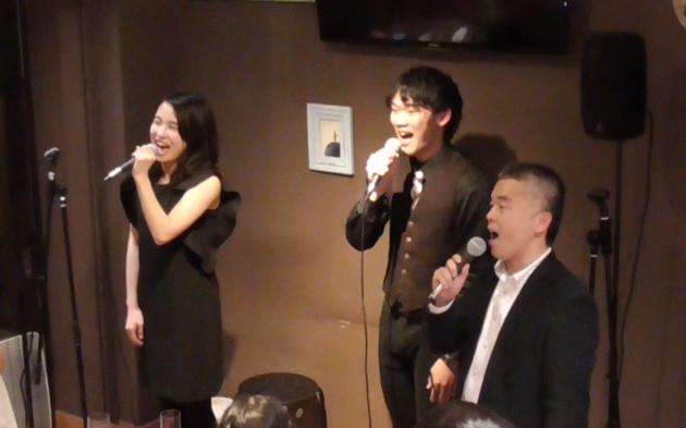 第2回『礼生&奏絵ディナーショー』のご報告^ ^
