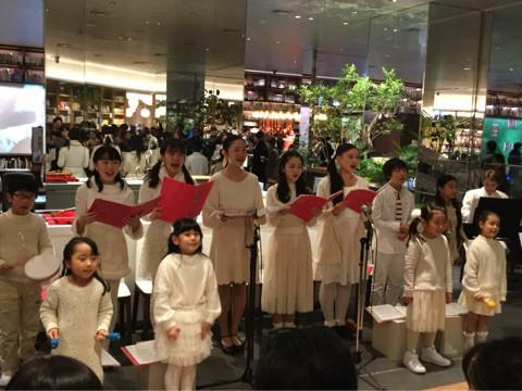 クリスマスコンサート@二子玉川のご報告