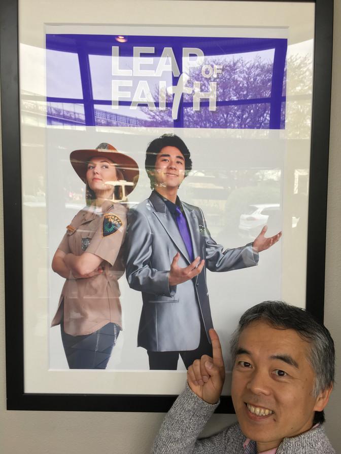 「Leap of Faith」観劇!