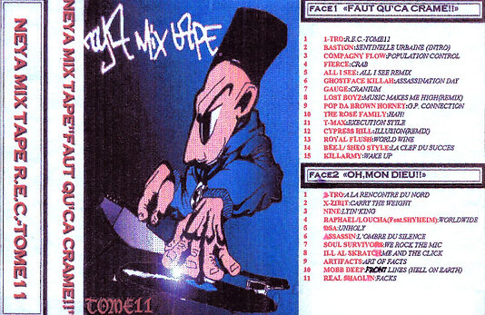 Neya Mix Tape Tome 11