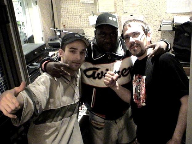 Dj Neya, Zoxea et Davoo dans Zone A Mix