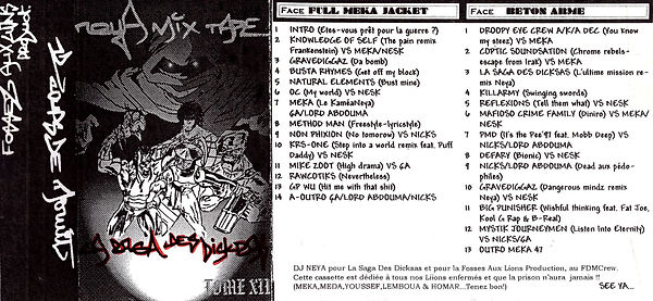 Neya Mix Tape Tome 12