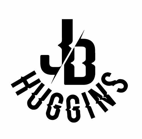 JD Huggins Sticker