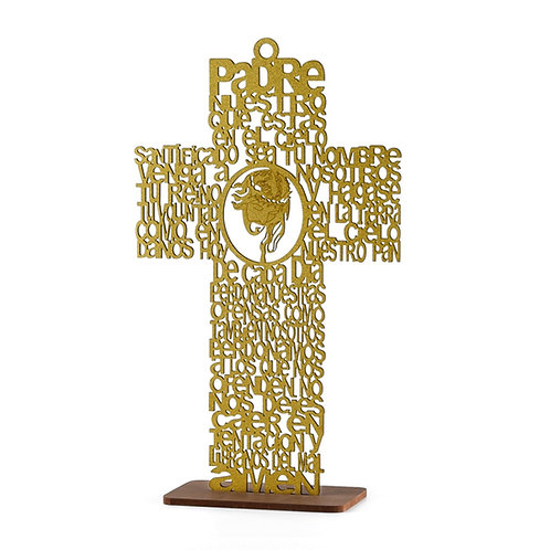 First Communion Gifts Wood Laser Cuts God the Father