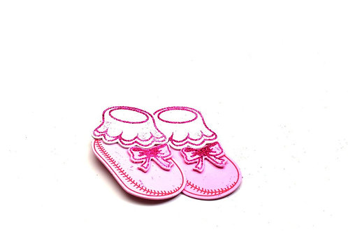 Pink Baby Shower Party Favors Baby Shoe favors ideas