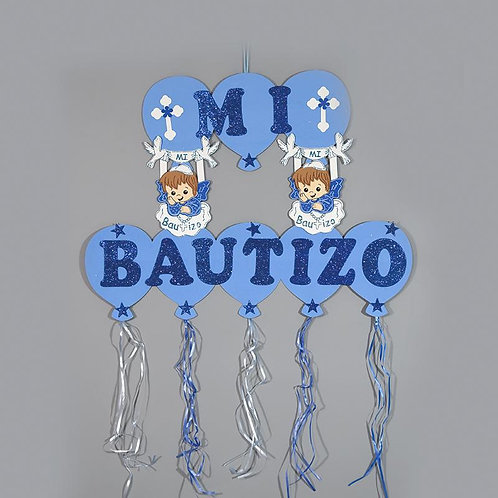 Baptism Banner-Christening Party Decorations