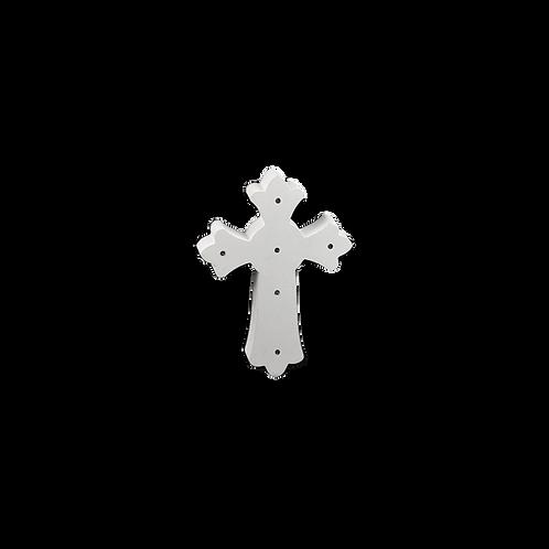 Baptism Centerpieces Wooden Cross LED Lights