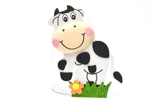 Baby Shower Centerpieces 3D Cow Western Theme Party