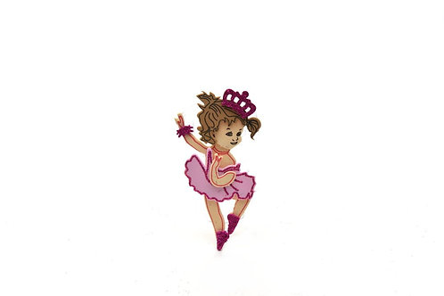 Baby Shower Favors Ideas Ballerina Dancer Foam
