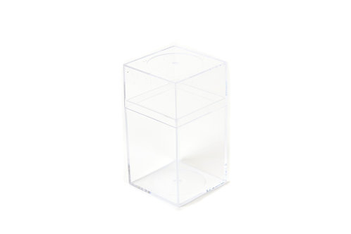 Plastic Gift Box-Rectangle Boxes With Lid.