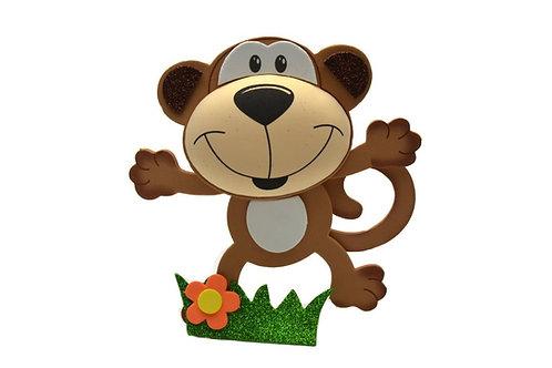 Baby Shower Centerpieces-Large 3D Jungle Animals Foam Decorative.
