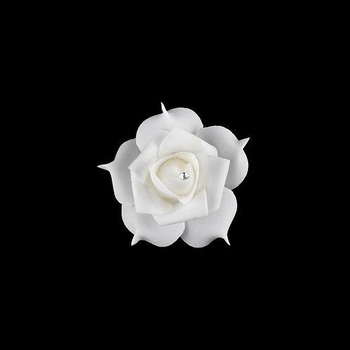 Roses Foam-Foam Flowers With Rhinestone