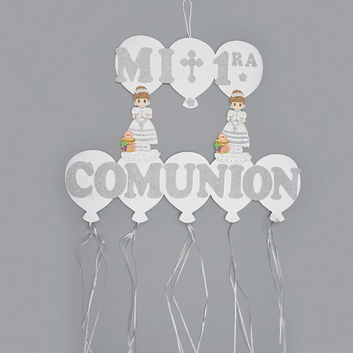 First Communion Banner-Christening Party Banners.
