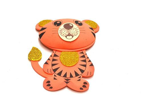 Baby Shower Centerpieces Large 3D Tiger Safari Foam