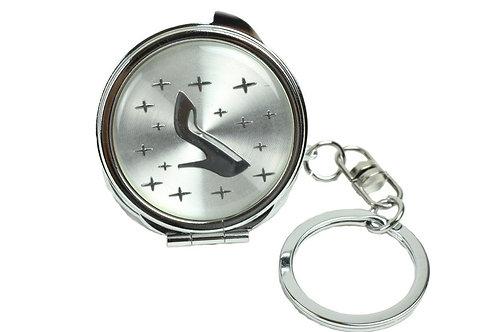 Mirror Keychain-Quinceanera Favors-High Heel Design