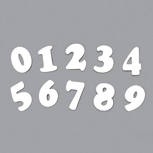 Foam Numbers