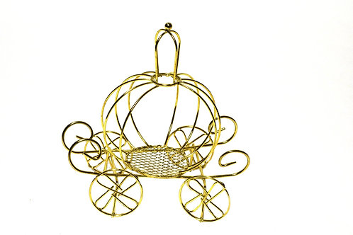 Cinderella Pumpkin Carriage Party Favors