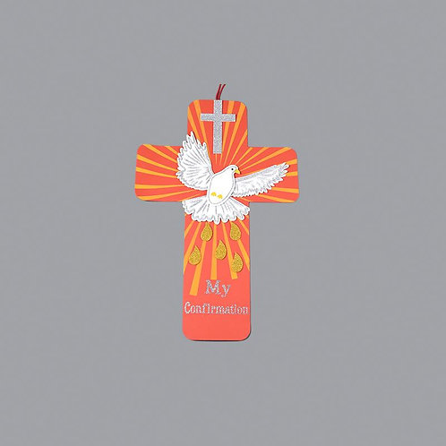 Confirmation Table Centerpieces Cross Cutouts