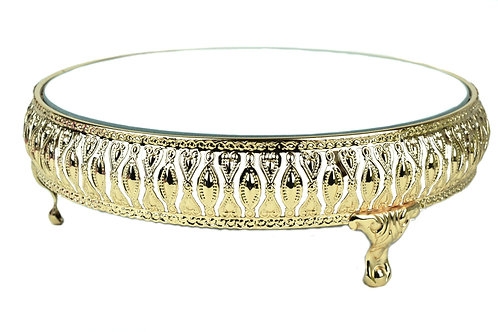 Cake Stand Mirror Top Wedding Cake Stand 12 Inches