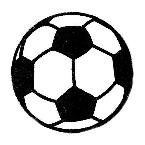 Large Sport Themed Party Favors Soccer Foam Cutouts