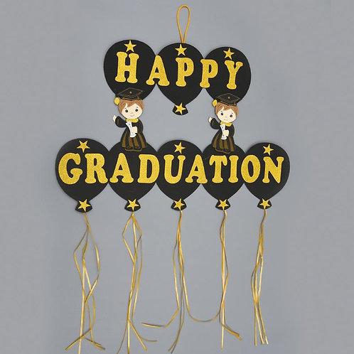 Congratulation Banner-Foam Congrats Grad Banner