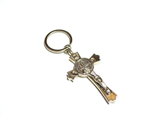 Baptism Party Favors Keychain-Cross Keychain Favors