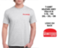 T Shirt Mens Light Heather Grey.png
