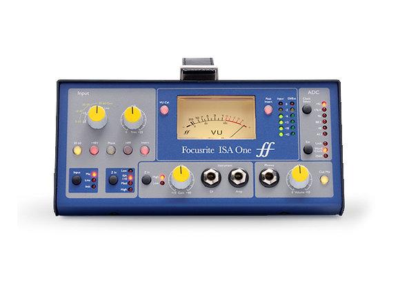 Pré-amplificador de Microfone Focusrite ISA One
