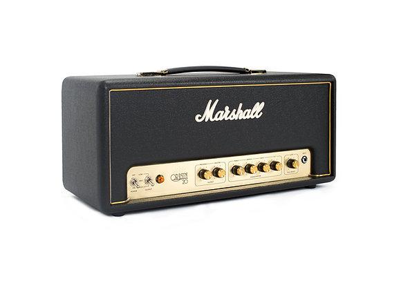 Amplificador Marshall Origin20H Cabeçote