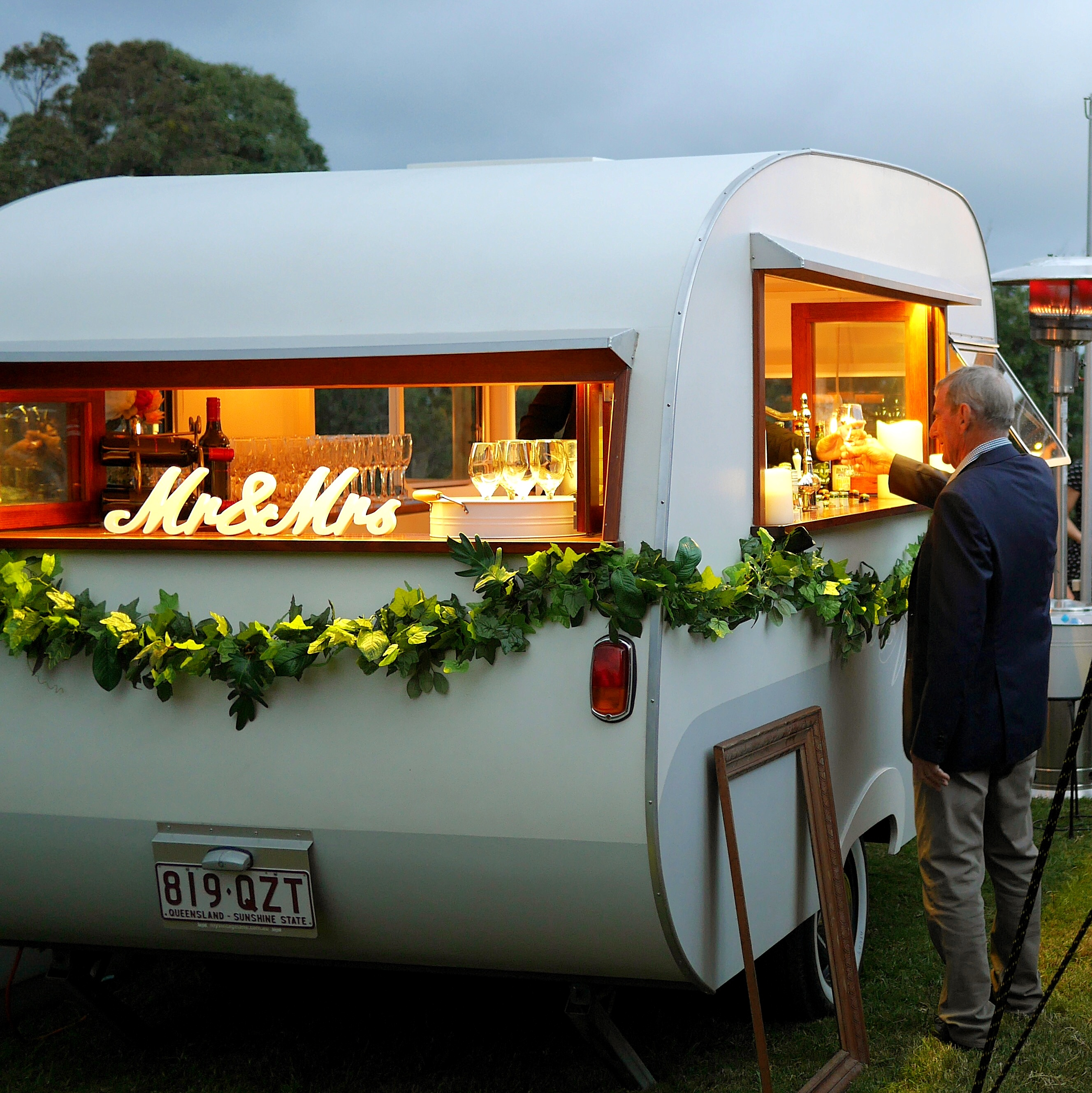 my Vintage Lane Caravan Bar & Cafe