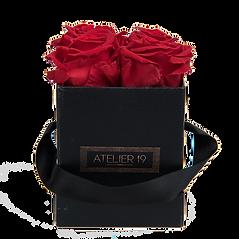 Box de roses éternelles