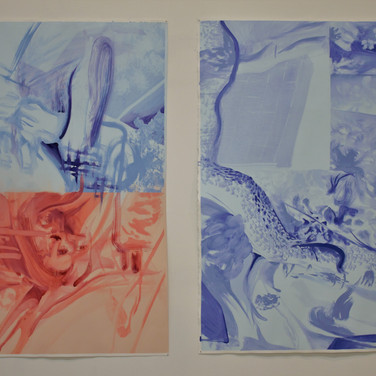 Untitled (Monochrome Studies)