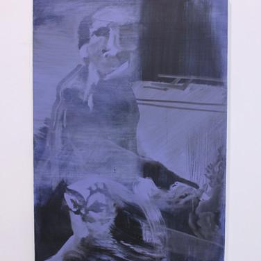 Untitled (Lavender), SOLD