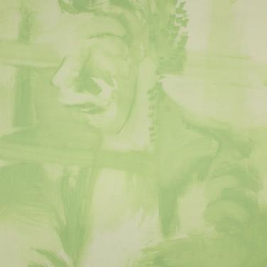 detail of Green Window