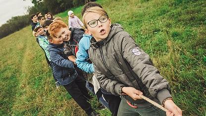 Kauno rajono savivaldybės parama vaikų stovykloms rudens atostogų metu ir kitoms neformaliojo švietimo veikloms.