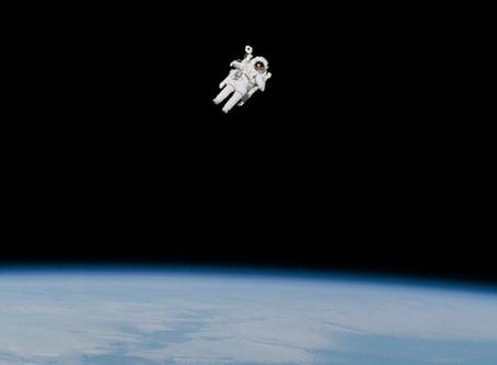 Modernūs sprendimai versle: dirbkite nors ir iš kosmoso