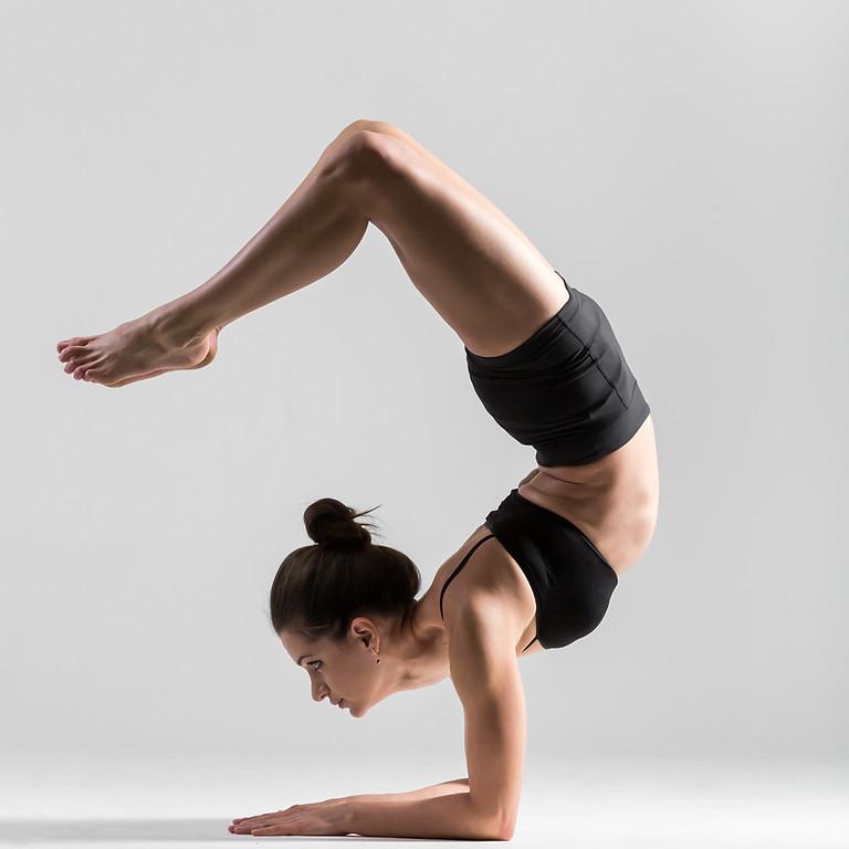 500 Saat Temel ve İleri Seviye Yoga Uzmanlık Programı