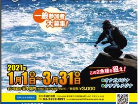 第31回全日本メジナ選手権大会要項