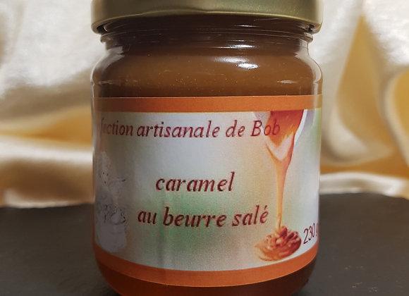 Caramel au beurre salé 230g