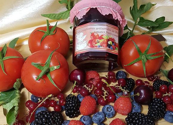 Spécialité tomate-fruits rouges