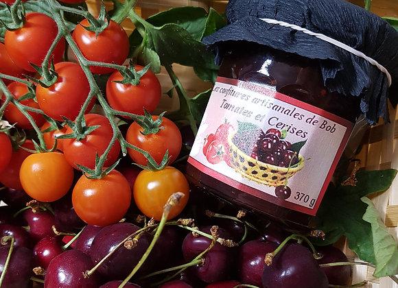 Spécialité tomate cerise-cerise noire