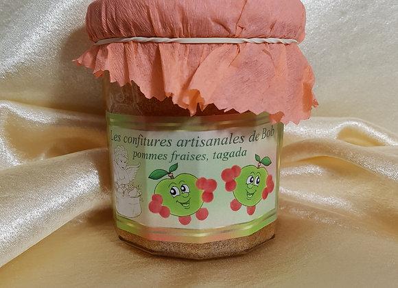 Les Enfantines pomme-fraise Tagada