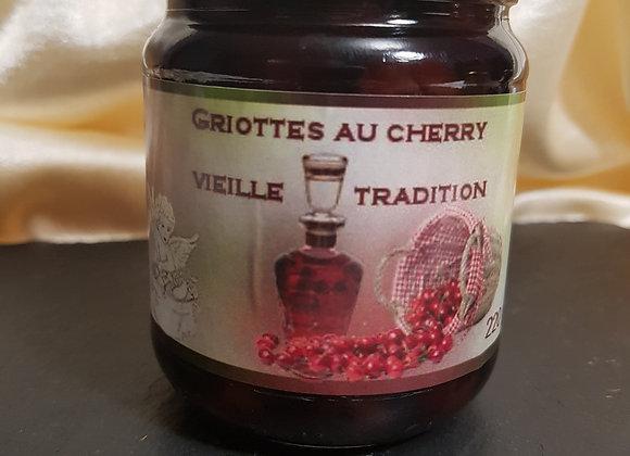 Griottes au Cherry