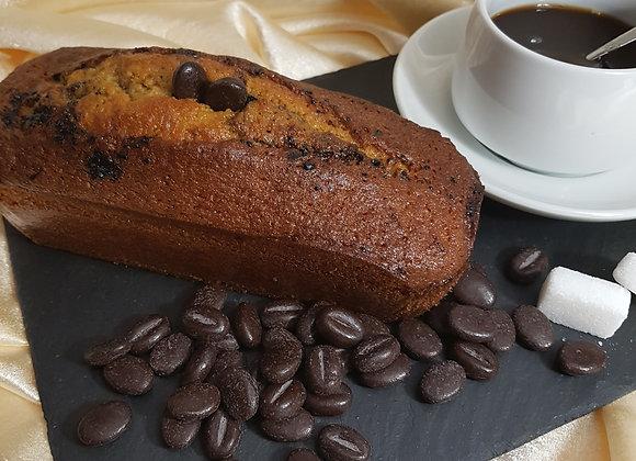 Gâteau marbré au café 350g