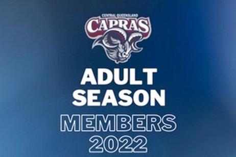2022 ADULT Season Membership