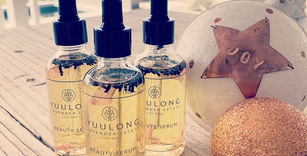 Beauty Serum 3 pack special