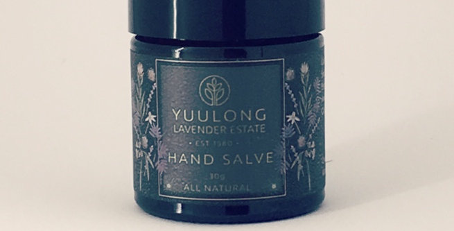 Lavender Hand Salve 30g