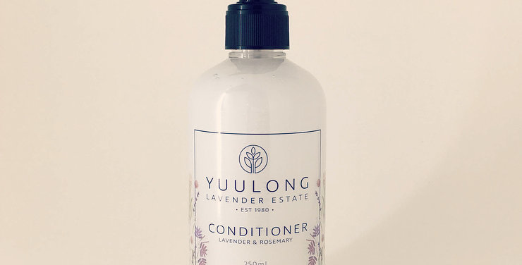 Lavender & Rosemary Conditioner 250ml